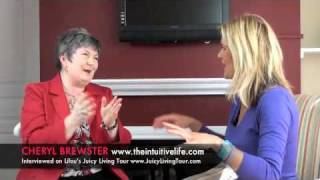 How to live an intuitive life? Cheryl Brewster, BC Canada