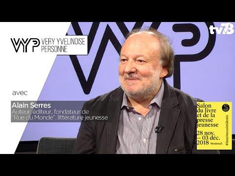 Vidéo de Alain Serres