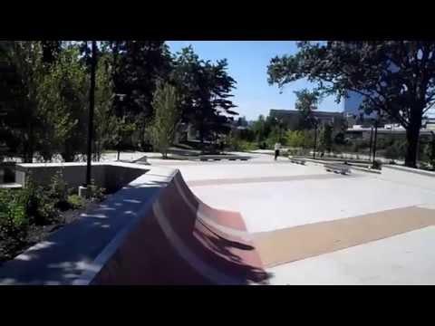 Skatepark Tours: Paine's Park, Philadelphia, PA from Matt Dougherty