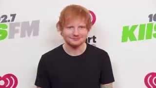 Ed Sheeran Says He's Part of Taylor Swift's #Squad | Splash News TV | Splash News TV