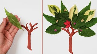 5 NATURE CRAFT For KIDS