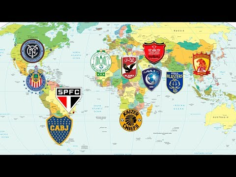 The World's Biggest Football Clubs Outside Europe