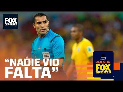 Agenda FS: Marco Rodríguez, exárbitro profesional, habló si era o no penal