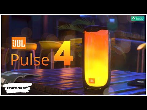 Review JBL Pulse 4| Sặc sỡ hơn, quẩy mạnh hơn