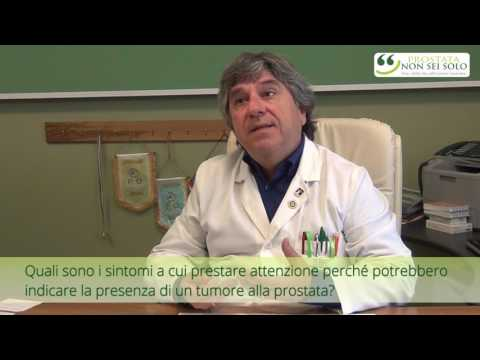 Iperplasia prostatica diagnosi differenziale