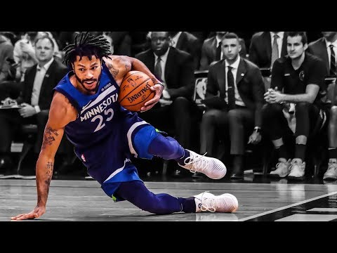 Derrick Rose Mix 'Don't Come Out The House' 2018 ᴴᴰ