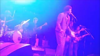 """Charles Bradley And His Extraordinaires - """"You Put The Flame On It"""" Live at Union Transfer 4/24/16"""