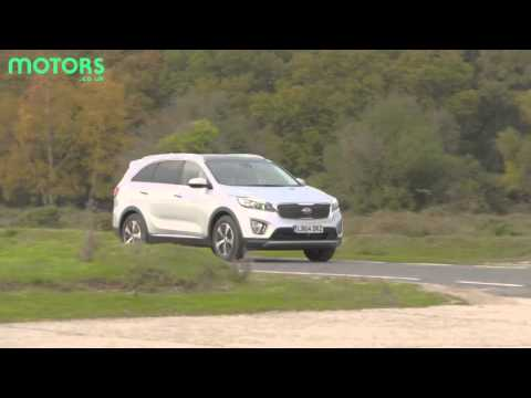 Motors.co.uk Review - Kia Sorento