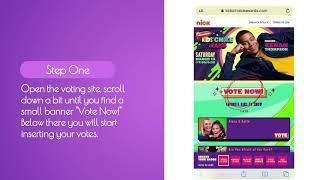 ☁️ BTS Voting Tutorial - 2021 Kids' Choice Awards