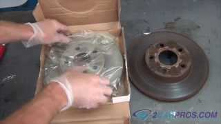 Brake Pad/Rotor Replacement Chevrolet