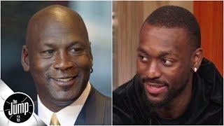 Kemba Walker reveals the best advice Michael Jordan gave him | The Jump