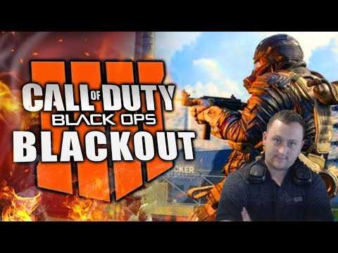 🏆 Call Of Duty Black Ops 4 // Blackout  // Solo's Grind // Hunting The Victory