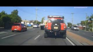 Hummer Crash Compilation #1