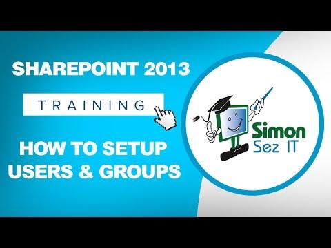 Microsoft SharePoint 2013 Training Tutorial - How to Setup ...
