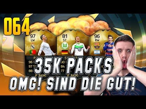 FIFA 16 Walkthrough - PACK OPENING Deutsch #062 ☆ MESSI & RONALDO
