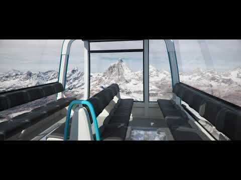 Zermatt: Projekt Alpine X (Alpine Crossing)