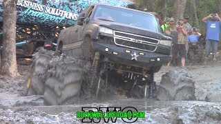 BIG BLOCK CHEVY SLINGING MUD!!! PIPELINE 2018