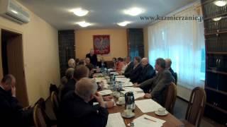 preview picture of video 'VI SESJA Rady Gminy Kaźmierz - 20150316 - 2z2 - Fundusz Sołecki'