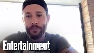 Jensen Ackles On Castiel's Goodbye Scene | Entertainment Weekly
