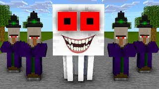 Monster School : GHAST BECAME VILLAIN EVIL - RIP Minecraft Animation
