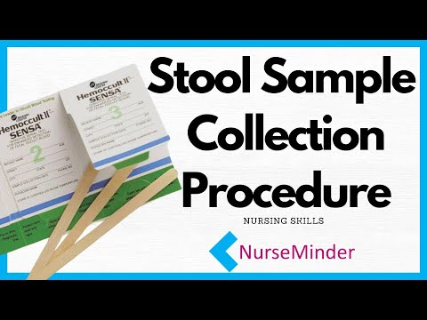 How to Collect Stool Samples for Fecal Occult Blood (FOB) Test