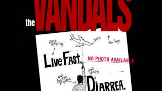 The Vandals - Power Mustache from the album Live Fast Diarrhea