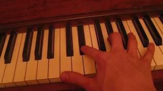 Viva la vida chords piano easy