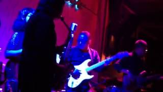 Tran Manh Tuan Jamming Blues at Saxnart Jazz Club with Baby