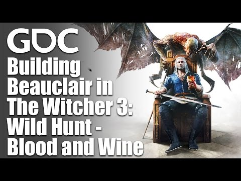 Building Beauclair in The Witcher 3: Wild Hunt – Blood and Wine