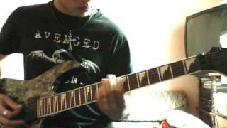 Avenged Sevenfold - Forgotten Faces [cover]