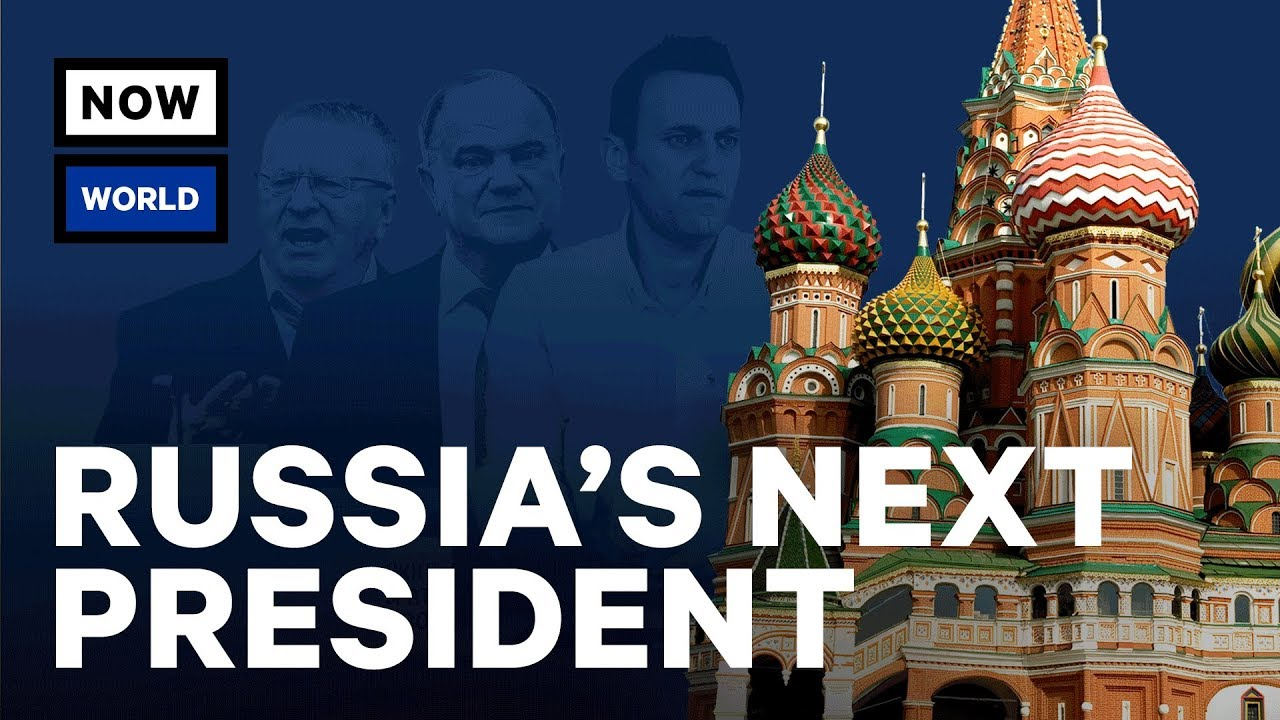 Who Will Be Russia's Next President? thumbnail