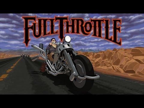 скачать игру Full Throttle Remastered - фото 9