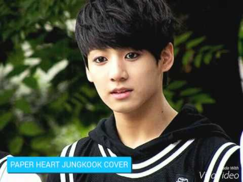 Download Jungkook Paper Hearts Cover 1hour Video 3GP Mp4 FLV