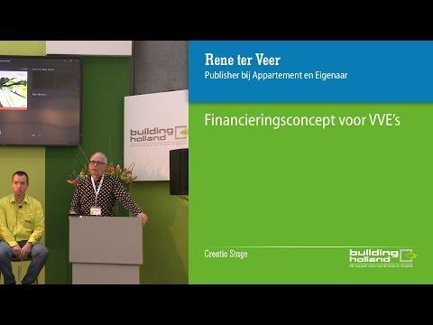 Financieringsconcept voor VVE's