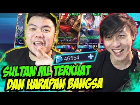 BRANDON KENT HARAPAN BANGSA DAN SULTAN ML TERKUAT BERGABUNG!?!? - MOBILE LEGENDS INDONESIA