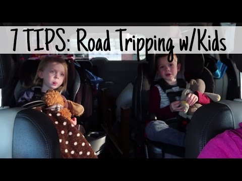 7 Tips for Long Road Trips with Kids