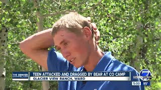 Bear attacks camp staffer at Glacier View Ranch Christian retreat northwest of Boulder