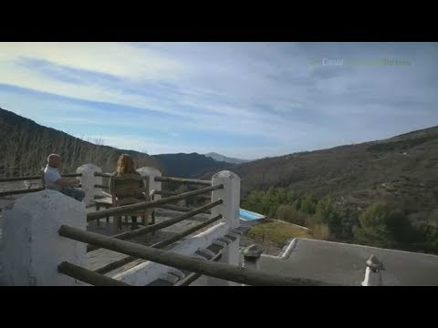 Hotel Alcazaba. Busquístar, Granada