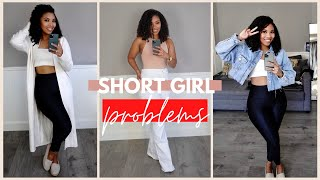 How To Look Taller For Petite Women | Short, Curvy & Juicy: Petite Style Tips Ep.01 *NEW SERIES*