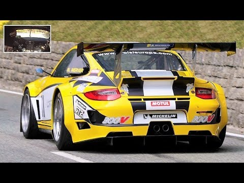 600+Hp Porsche 911 GT2 || Onboard On The Limit 997 Twin Turbo Monster