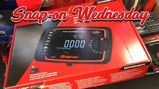 SNAP-ON WEDNESDAY - NEW TOOLS ON THE TRUCK!