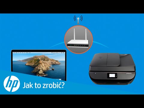 Jak skonfigurować bezprzewodową drukarkę HP za pomocą HP Smart w systemie macOS