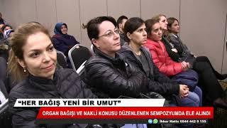 """Konya'da """"Organ Bağışı ve Nakli"""" sempozyumu"""