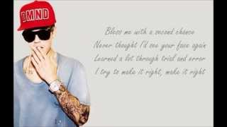 Justin Bieber - Recovery Lyric Video - Video Youtube
