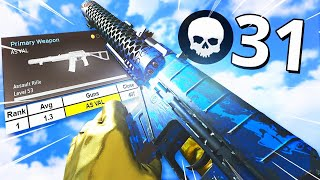 the #1 RANKED GUN in Warzone...