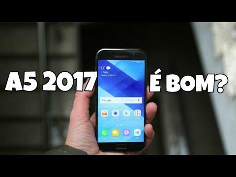 Review Galaxy A5 (2017): é bom, mas longe de ser o melhor