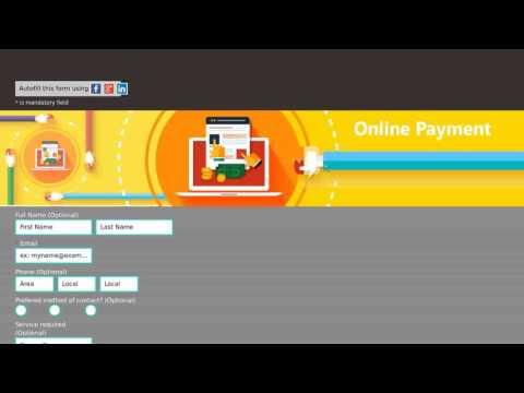 Creazione di un modulo d'ordine online utilizzando il modulo costruttore FormTitan