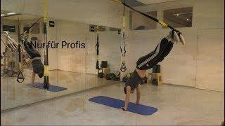 Die 5 schwersten Profi Trx/Sling Trainer Übungen