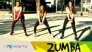 Zumba fitness workout to lose weight - Body toning with Zumba