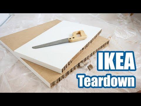$9 IKEA Linnmon Desk Teardown